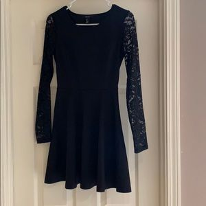 Forever 21 Fit & Flare Dress